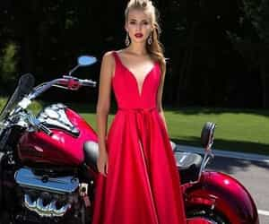 dress, homecoming dresses, and dresses image
