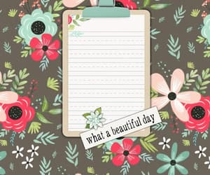 background, vintage, and beautiful day image