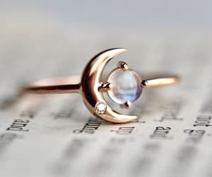 aesthetic and moonstone image