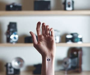 beautiful, phtography, and tattoo image