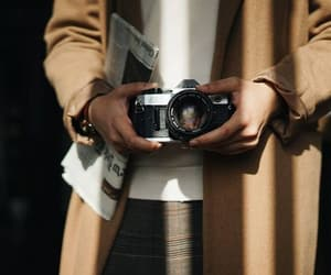 camera, aesthetic, and photography image