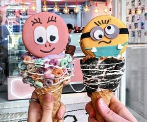 ice cream and minions image
