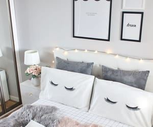bedroom, fancy, and home image