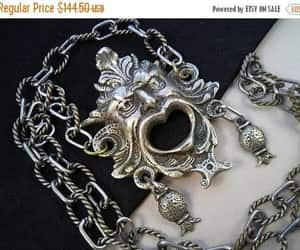 etsy, martinimermaid, and 1960s 1970s jewelry image