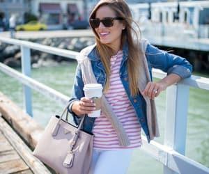 bag, fashion, and spring fashion image