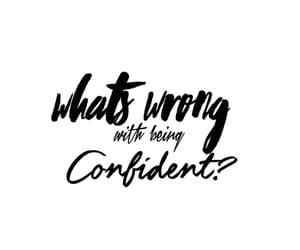 article, love, and confidence image
