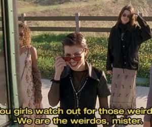 grunge, weirdo, and movie image