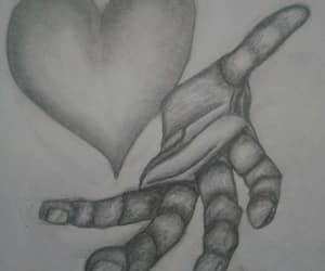 body part, draw, and hand image