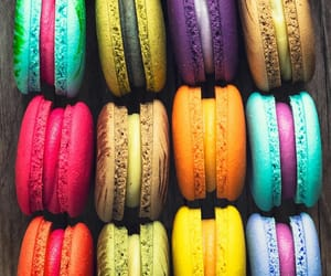 beautiful, colorful, and food image