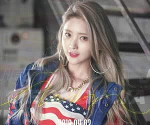exid, jeonghwa, and kpop image