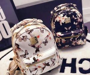 fashion, backpacks, and bag image