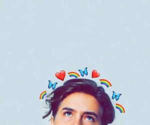 wallpaper, cole sprouse, and riverdale image