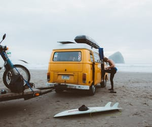 beach and roadtrip image