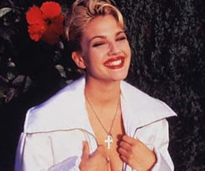 aesthetic, alternative, and drew barrymore image
