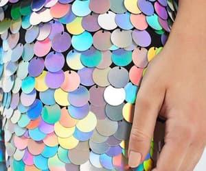 holographic, fashion, and skirt image