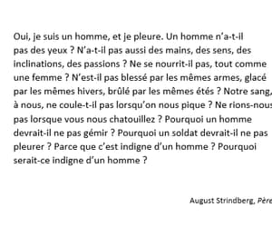 august strindberg, francais, and french image