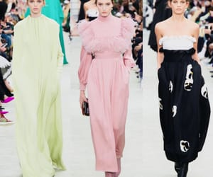 fashion show, ready to wear, and Valentino image
