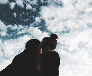 lesbian, kiss, and gay image
