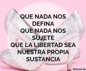 libertad, vida, and frases español image