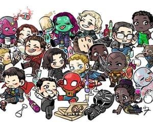 Avengers, Hulk, and thor image