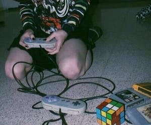 grunge, aesthetic, and games image