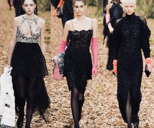 chanel, pfw, and fashion show image