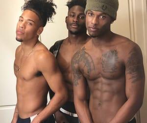 chocolate, melanin, and daddies image
