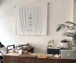 interior, minimalist, and minimal image