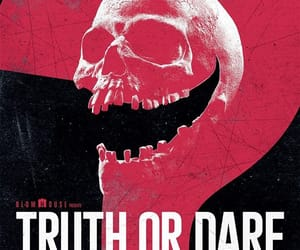 horror, movie, and truth or dare image