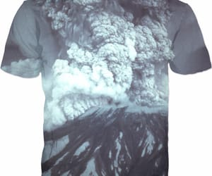 nature, fashion, and volcanic image