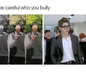 army, jin, and puberty image