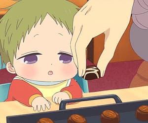 anime, gakuen babysitters, and gif image