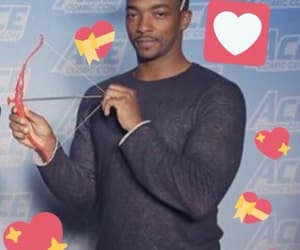 Avengers, cast, and anthony mackie image