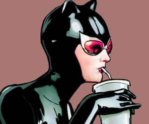 catwoman, comics, and icon image