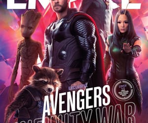 mantis, thor, and groot image