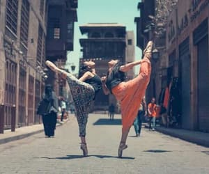 ballet, travel, and black image