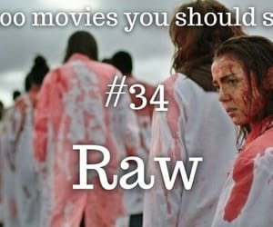 raw and 500 movies you should see image