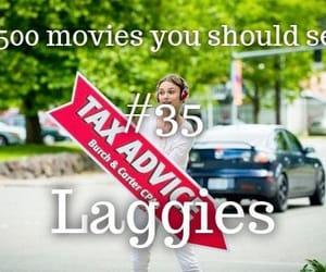 comedy, romance, and laggies image