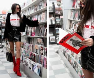 blogging, fashion, and fashionlush image