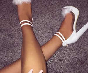 fashion, footwear, and heels image