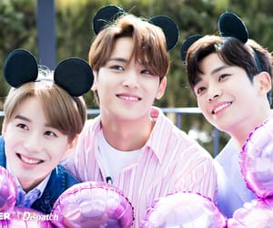 rowoon, Seventeen, and mingyu image