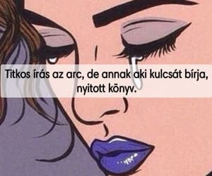 arc, magyar, and idézet image
