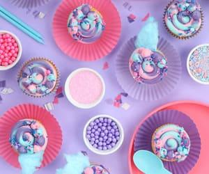 cupcake, dessert, and pretty image