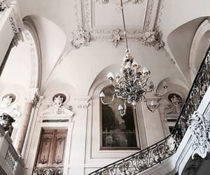 architecture, luxury, and white image