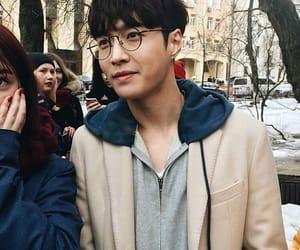 exo, yixing, and lay image