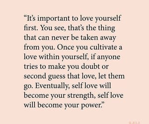 amen, quotes, and self love image