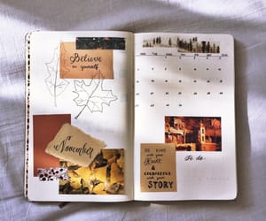 bullet, diary, and journal image