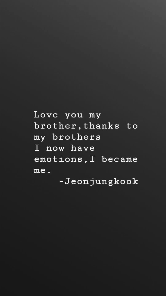 Love You My Brother On We Heart It