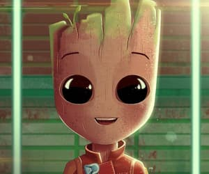 tumblr, david alvarez, and groot image