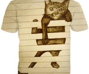 drawing, fashion, and funny animals image